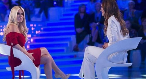 Verissimo: Loredana Lecciso replica alle dichiarazioni di Romina Power