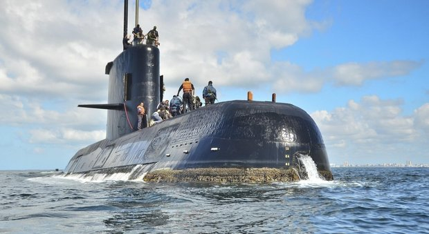 In Argentina è scomparso un sottomarino con un equipaggio di 44 persone