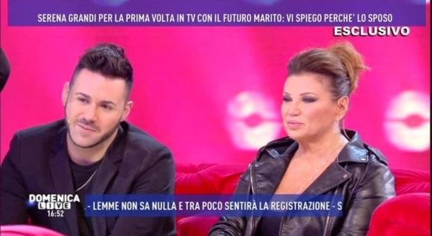 GF Vip 2: Serena Grandi confessa il flirt con Pino Daniele